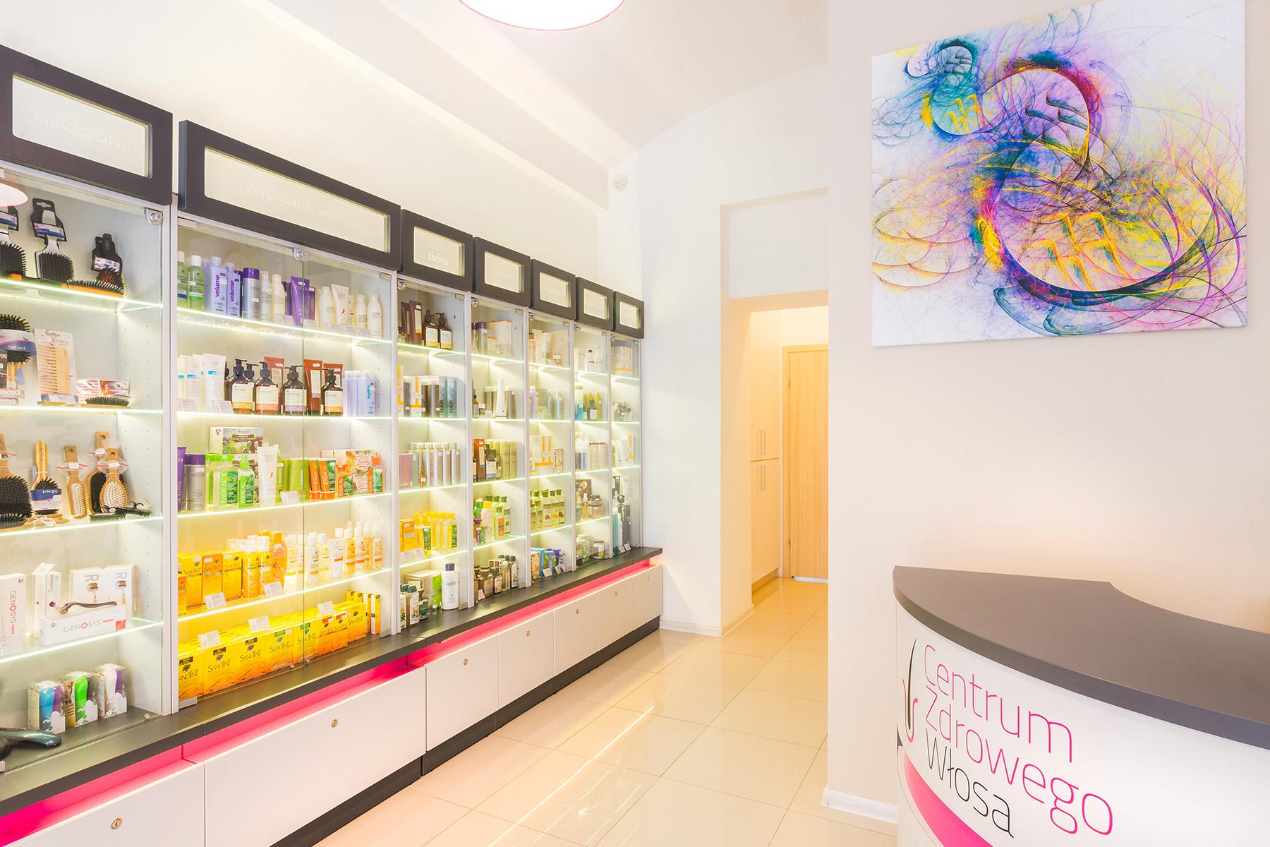 centrum zdrowego włosa sklep