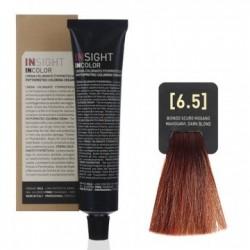 Fitoproteinowy krem koloryzujący 6.5 mahogany dark blond INSIGHT 60g