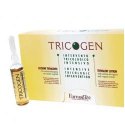 Lotion przeciwko problemom skórnym Tricogen