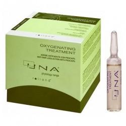 Kuracja przeciw wypadaniu włosów Una Oxygenating Treatment 12x10ml