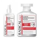 Zestaw przeciwko wypadaniu włosów Radical Med