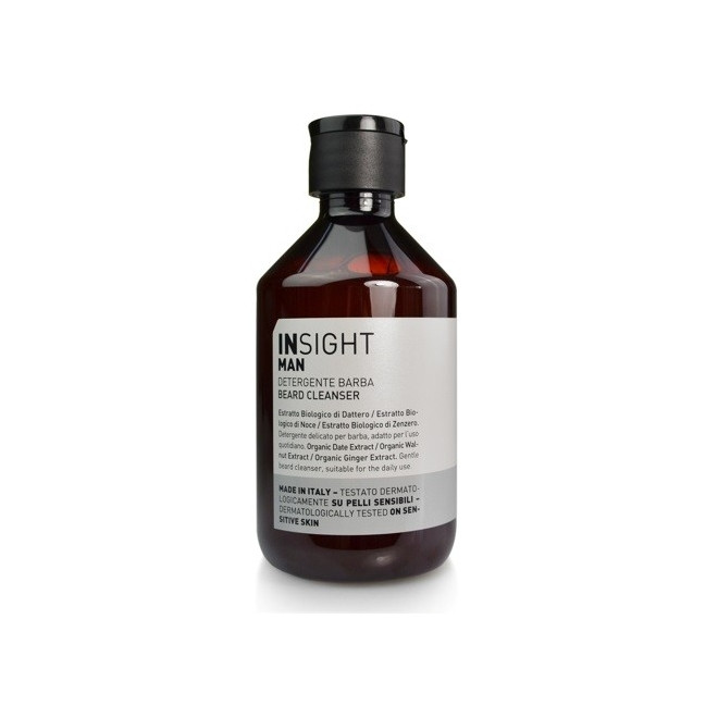 Płyn do mycia brody, Insight Man, 250ml
