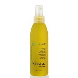 Silker Una jedwab do włosów w płynie