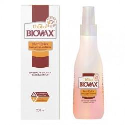 Odżywka bez spłukiwania do włosów suchych i zniszczonych, Biovax, 200ml