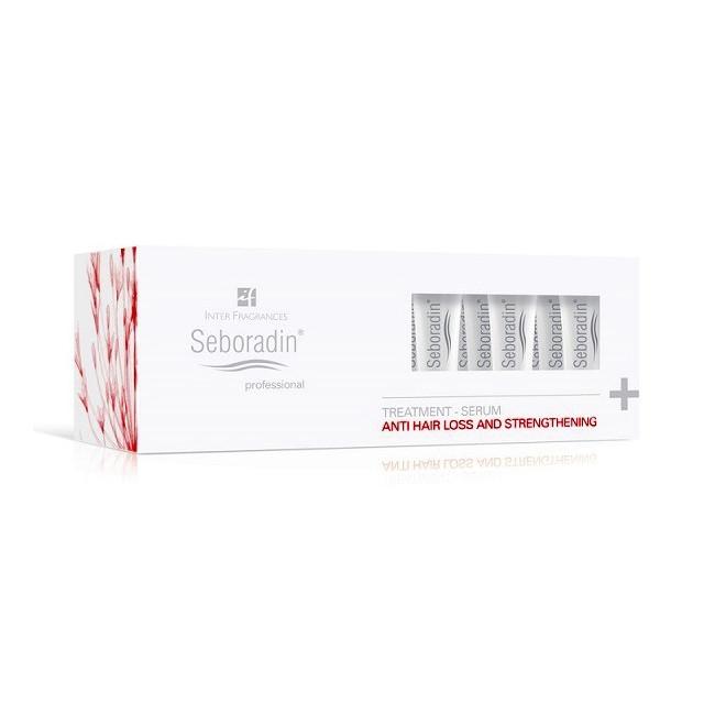 Seboradin Professional serum przeciw wypadaniu włosów