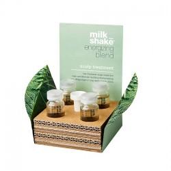 Ampułki energetyzujące, Energizing Blend Milk Shake, 4 x 12ml
