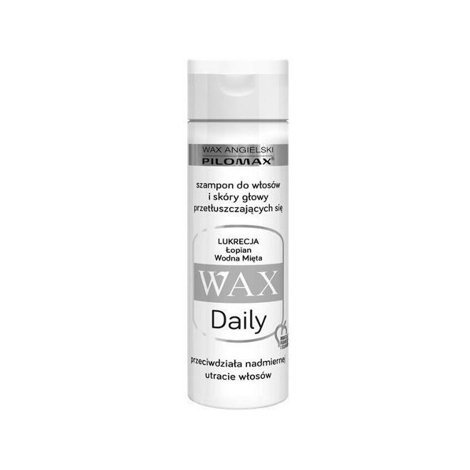 Szampon do włosów przetłuszczających się, Daily WAX, 200ml