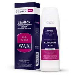 Szampon przeciw wypadaniu włosów dla kobiet, WAX, 200ml
