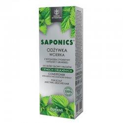 Kompleks odżywczy do skóry głowy i bardzo delikatnych włosów Saponics FARMONA