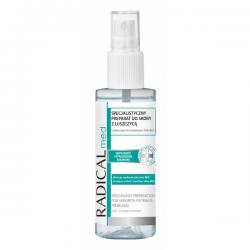 Specjalistyczny preparat do skóry z łuszczycą w sprayu, Radical Med, 50ml