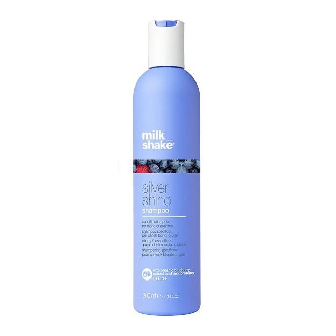 Szampon do włosów blond i siwych Milk Shake Silver Shine 300 ml