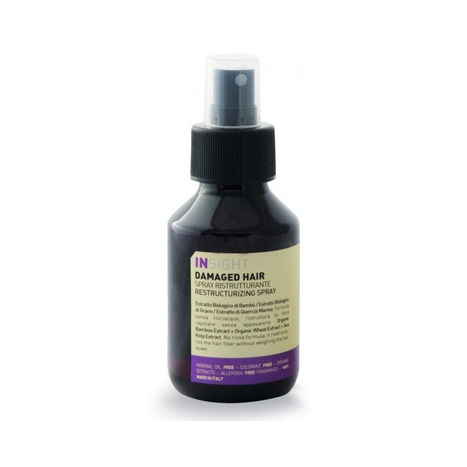 Lotion regenerujący Damaged Hair Insight Restructurizing Spray 100ml