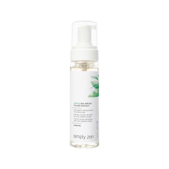Niezwykle delikatny szampon do wrażliwej skóry głowy Simply Zen Calming 200ml