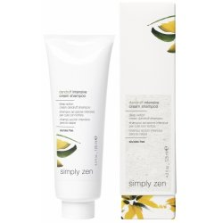 Głęboko oczyszczający, przeciwłupieżowy szampon w kremie Simply Zen