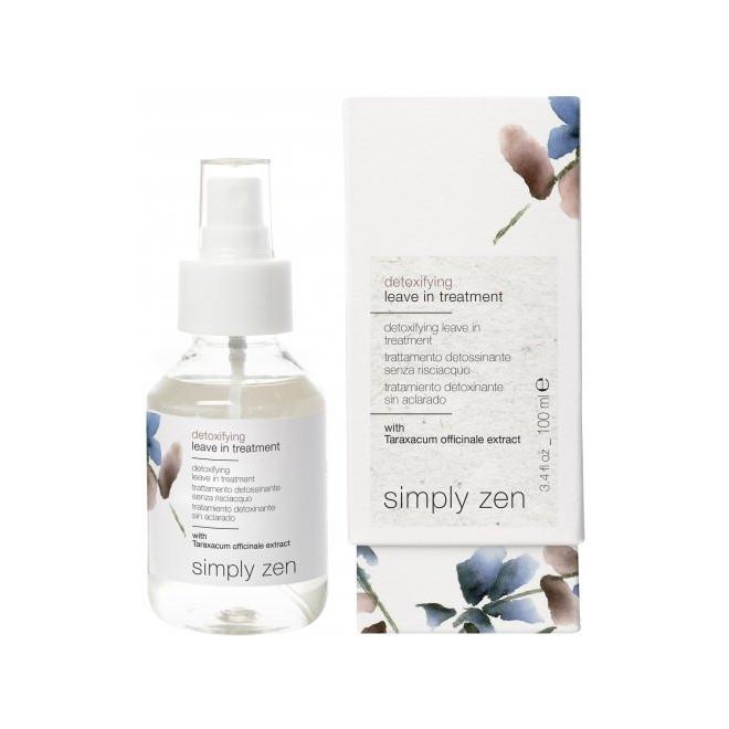 Detoksykacyjna odżywka bez spłukiwania Simply Zen Detoxyfying 100ml