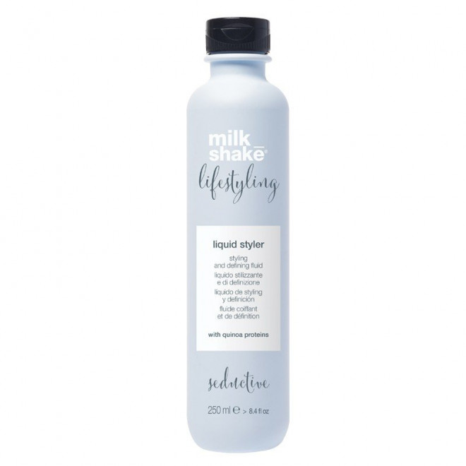 Stylizujący fluid Lifestyling Liquid Styler, Milkshake, 250ml