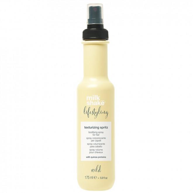 Spray nadający objętości Lifestyling Texturizing Spiritz, Milkshake, 175ml