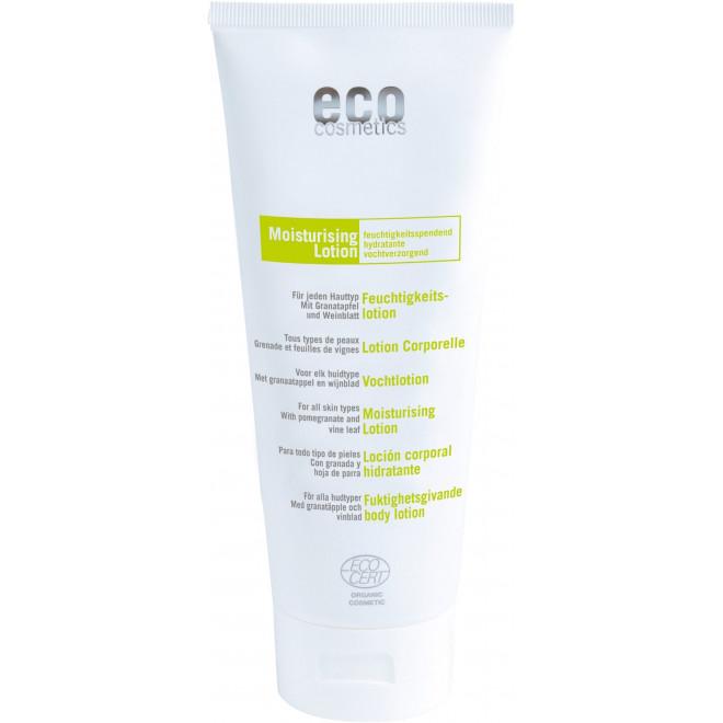 Nawilżający balsam do ciała, Eco Cosmetics, 200ml