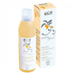 Balsam do ciała dla suchej i delikatnej skóry, Eco Cosmetics, 200ml