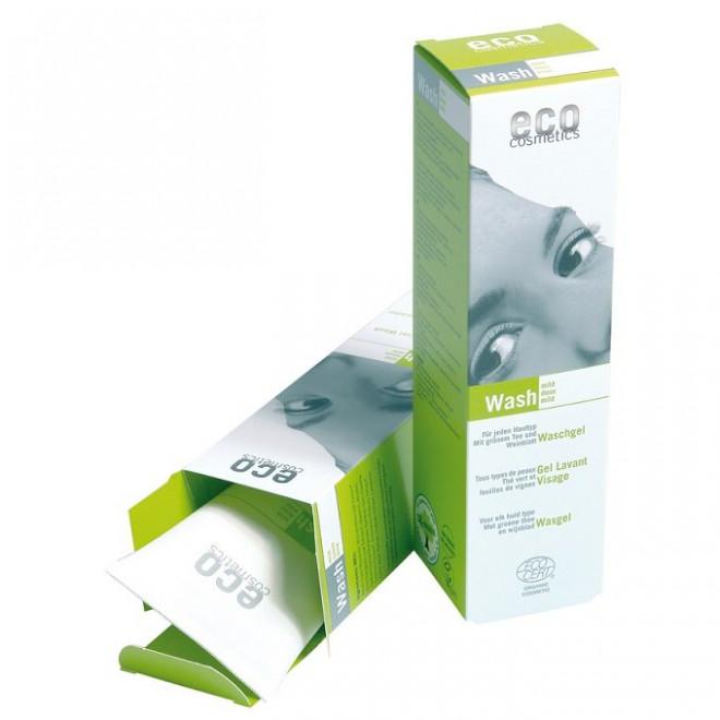Ekologiczny żel do mycia twarzy, Eco Cosmetics, 125ml