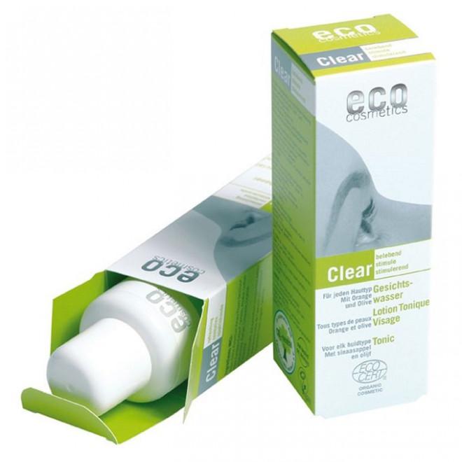 Ekologiczny, odświeżający tonik do twarzy, Eco Cosmetics, 100ml