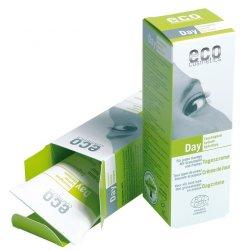 Ekologiczny krem nawilżający do twarzy na dzień, Eco Cosmetics, 50ml