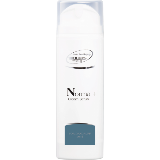 Peeling do skóry głowy Norma+ Trico Aroma, 150ml