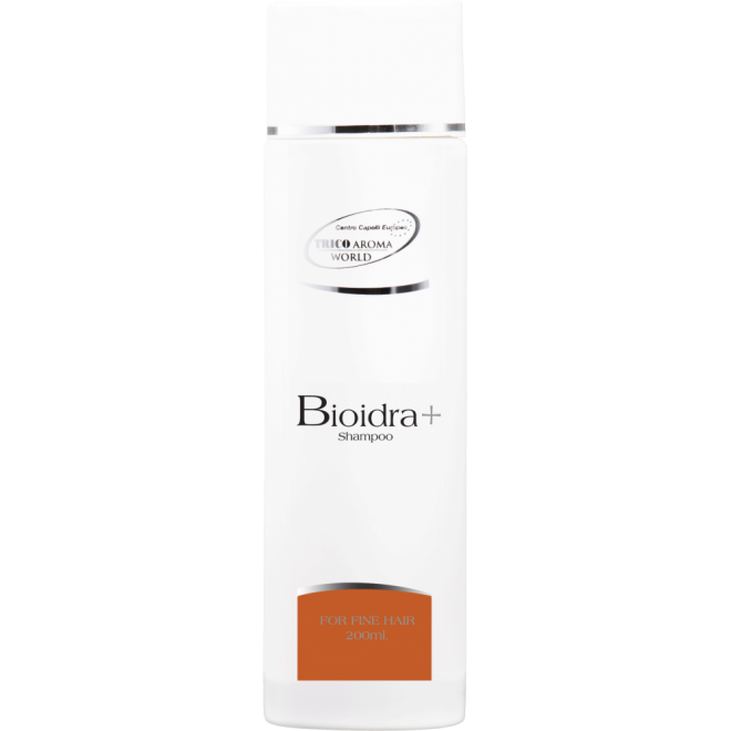 Delikatny szampon przeznaczony do częstego mycia Bioidra+ Trico Aroma, 200ml