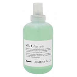 Mgiełka zabezpieczająca włosy przed wysoką temperaturą, MELU hair shield, Davines, 250ml