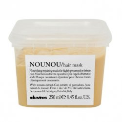 Intensywnie odbudowująca maska do głębokiego odżywienia, NOUNOU pak, Davines, 250ml