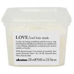 Odżywcza maska, LOVE curl mask, Davines, 250ml