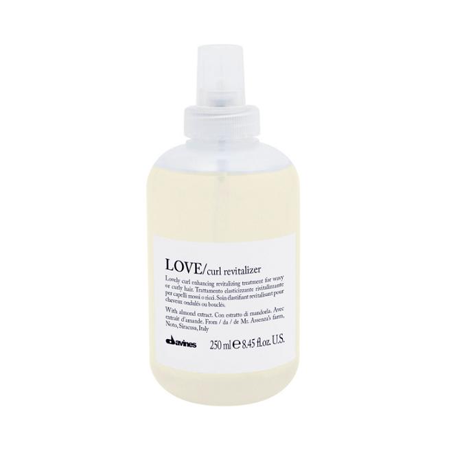 Mgiełka Odświeżająca Fryzurę Do Włosów Farbowanych I Bardzo Kręconych Love Curl Revitalizer Davines 250ml Centrum Zdrowego Włosa