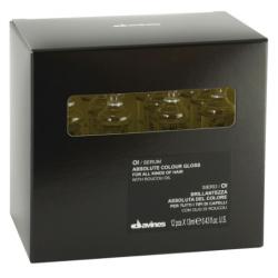 Ampułki nadające połysk, OI serum, Davines, 12x13ml
