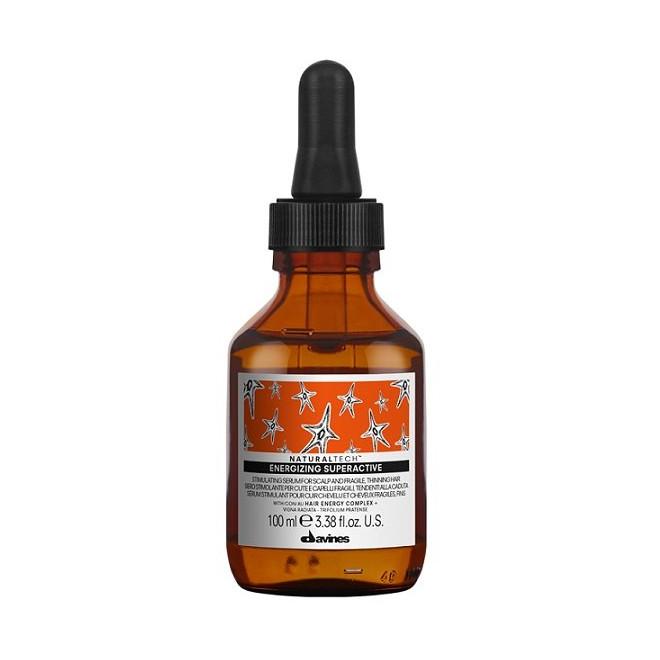 Serum stymulujące, zwalczające hormonalną utratę włosów, ENERGIZING androgenetic superactive, Davines, 100ml