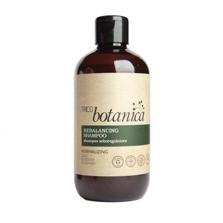 Szampon do włosów przetłuszczających, Trico Botanica, 250ml