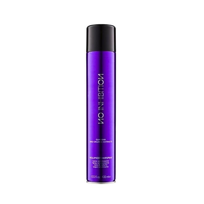 Lakier zwiększający objętość włosów, Volumizer Hairspray NO INHIBITION, 400ml