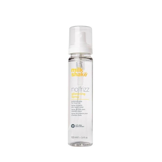 Spray nabłyszczający do włosów puszących się, Glistening Spray Milkshake, 100ml