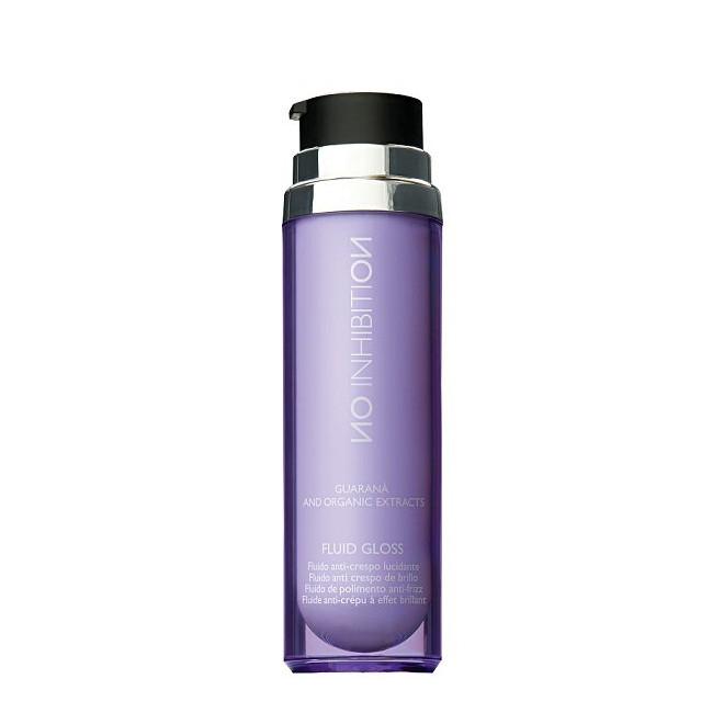 Nabłyszczający fluid zwalczający efekt puszenia się włosów, Fluid Gloss NO INHIBITION, 50ml