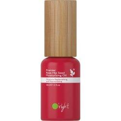 Olejek do włosów farbowanych, suchych i zniszczonych, Premier Rose Hip Seed Moisturizing Oil O'right, 30ml
