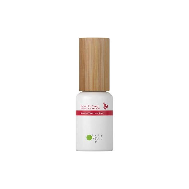 Olejek do włosów farbowanych i zniszczonych, Rose Hip Seed Moisturizing Oil O'right, 30ml