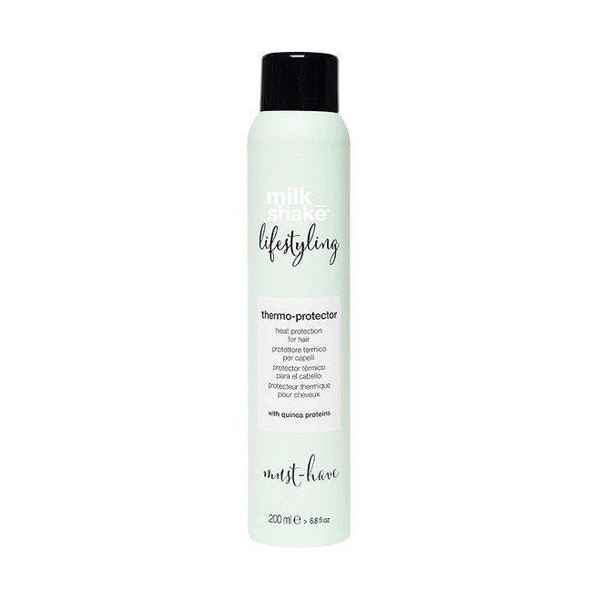Spray ochronny przed wysoką temperaturą, Thermo Protector Lifestyling, Milkshake, 200ml