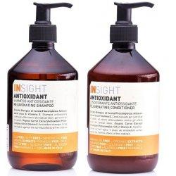 Zestaw odmładzająco - ochronny, szampon + odżywka, Antioxidant Insight