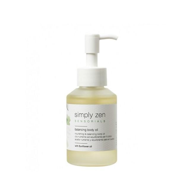 Odżywczy olejek do ciała, Nourishing & balancing body oil, Simply Zen, 250ml