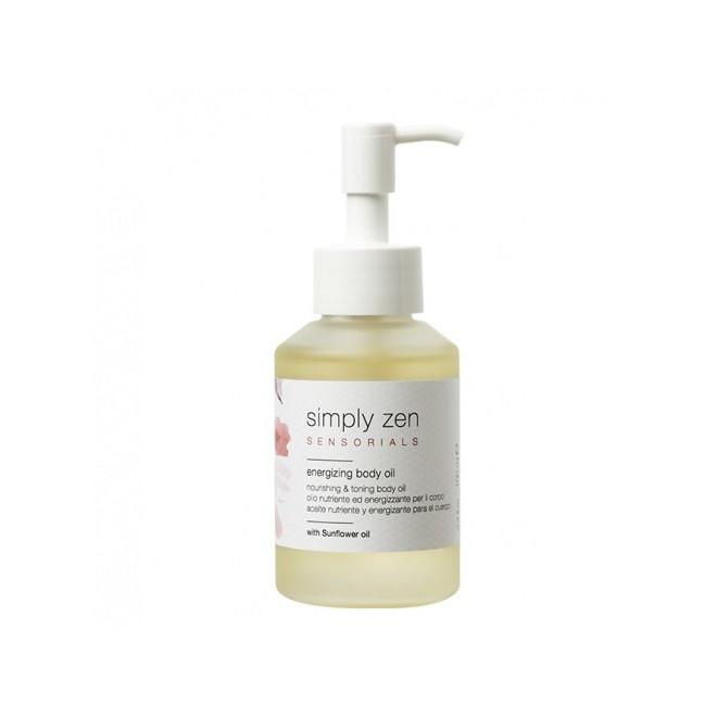 Nawilżająco - tonizujący olejek do ciała, Nourishing and toning body oil, Simply Zen, 100ml