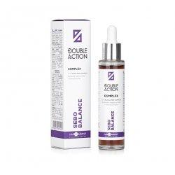 Koncentrat przeciwłojotokowy, SEBO BALANCE COMPLEX DOUBLE ACTION, Hair Company, 50ml