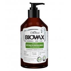 Odżywka myjąca z glinką, Ekoglinka LBiotica Biovax, 200ml