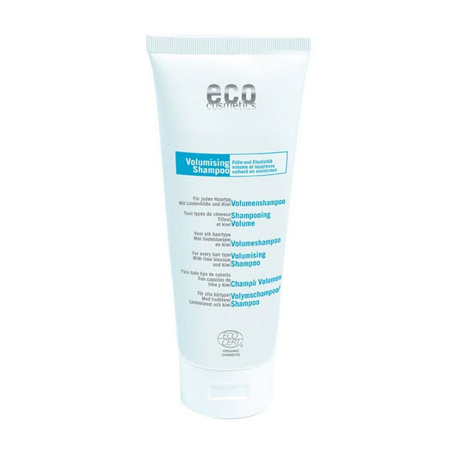 Ekologiczny szampon zwiększający objętość EcoCosmetics