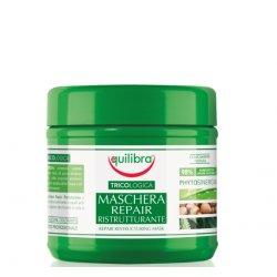 Intensywnie odżywiająca i regenerująca maska do włosów EQUILIBRA - 200ml