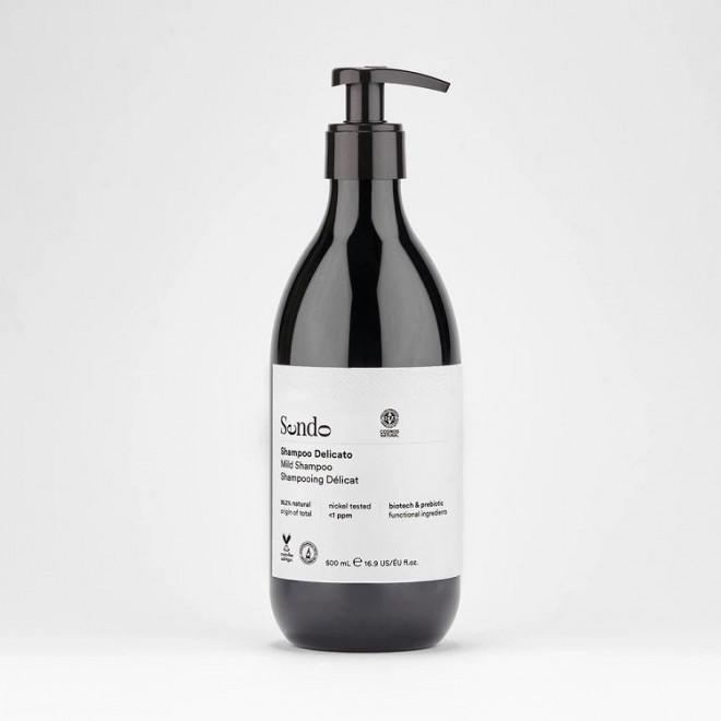 Mild Shampoo Sendo 500ml