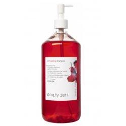 Simply Zen Stimulating szampon przeciw wypadaniu włosów oraz na porost włosów 1L